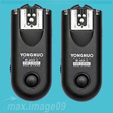 YONGNUO RF-603 II Flash Trigger Shutter Relase for Nikon D7100 D7000 D90 D5300