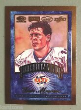 DAN MARINO 2001 SUPER BOWL XXXV MARINO FOOTBALL CARD # 5 HOF MIAMI DOLPHINS