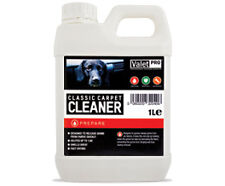 Valet Pro Classic Carpet Cleaner 1L ValetPro Car Valeting FREE UK P&P 1 LITRE