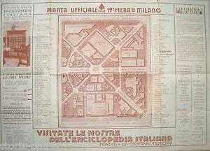 FIERA DI MILANO_MAPPA TOPOGRAFICA_TRECCANI_VINO_RADIOMARELLI_RISTORANTE FERRARIO