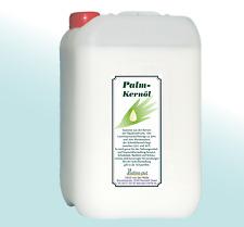 Palmkernöl 6 L-Kanne rein natürlich Friteusenfett Seifenherstellung Laurinsäure