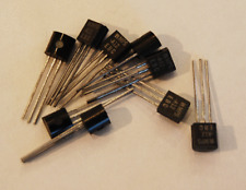 MPSA12 NPN Darlington Transistor 1.2A 20V 100pc LOTS
