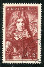 stamp / TIMBRE FRANCE OBLITERE N° 600 / CELEBRITE / COMTE DE TOURVILLE