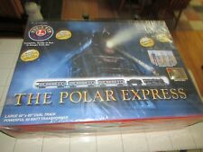 "Lionel Electric Trains ""The Polar Express"" Train Set Model #6-31960. New in Box."