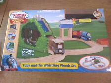 Learning Curve Thomas & Friends Toby and the Whistling Woods Set Complete + Box