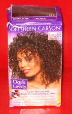 SoftSheen Carson Dark and Lovely Hair Color ~ 372 ~ Natural Black