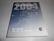 2004 100, 115, 135, 175 HP DI BRP EVINRUDE Outboard Repair & Service Manual