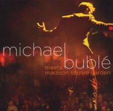 Michael Buble - Meets Madison Square Garden (cd+ NEW CD