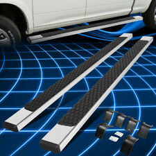 For 09 20 Dodge Ram Truck Crew Cab 4dr 5 Honeycomb Step Nerf Bar Running Boards Fits Dodge Ram 1500