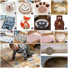 Polyester Nursery Children's Bedroom Rugs