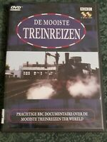 Mooiste treinreizen, de (2dvd) (UK IMPORT) DVD, Region 2!!