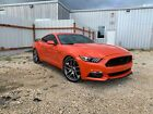 2016 Ford Mustang  2016 Ford Mustang Coupe Orange RWD Manual