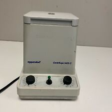 Eppendorf Centrifuge 5415c W/ F-45-18-11 Rotor Tested and Working NICE