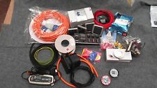 Campervan Wiring Kit VW Fiat Peugeot Citroen Camper Conversions Mains 12v 240v