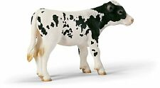 SCHLEICH FARM LIFE 13634 - BABY HOLSTEIN CALF (DISCONTINUED) - NEW!