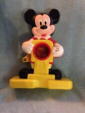 Mickey Mouse Ice Shaver Vintage