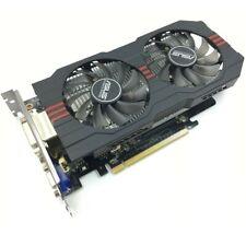 ASUS Graphic Card GTX750 TI 2GB GDDR5 nVIDIA Geforce VGA Dual Cool Used 128Bit