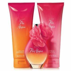 Avon Flor Alegria For Her Trinity Gift Set