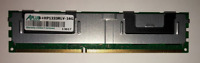 16GB DDR3-1333/PC3-10600 Low Voltage1.35V 240-pin Registered ECC RDIMM for HP G8