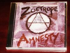 Zoetrope : Amnesty CD 2015 Remaster CHANSONS Extras Grand Rig RECORDS USA