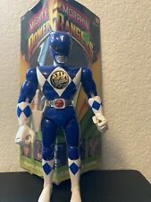 Might Morphin Power Rangers Blue Ranger, Billy, 1993 Bandai action figure