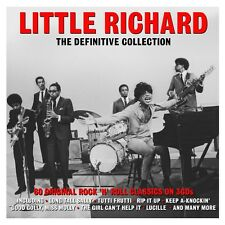 Little Richard - Definitive Collection - The Best Of / Greatest Hits 3CD NEW