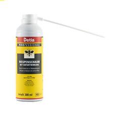 Detia Professional Wespenschaum 300ml Wespen Bekämpfung Wespennest Wespengift