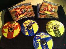Shenmue II 2 (Pal) Dreamcast complete [no sleeve] Retrogaming Sega hazuki