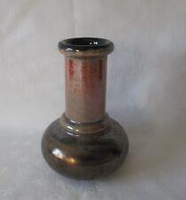 Hutschenreuther Keramik -  Laufglasur - Vase H. 15,5 cm - TOP-Erhalten