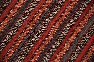 Exceptional Jajim Kilim, antique! Finest weaving! 179 x 174 cm