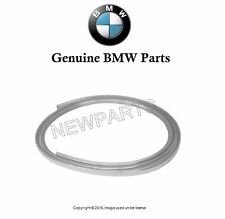 BMW Genuine Front Upper Chrome Windshield Trim e12 e28 528i 530i 524td 528e 530i
