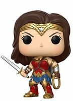 FUNKO POP 13708 Wonder Woman Justice League Movie Vinyl Toy