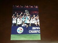 DFB Europameister England 1996 Pressefoto DINA 5