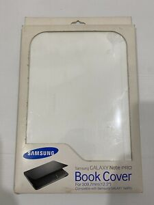 "Genuine Samsung Galaxy Tab Pro / Note Pro Book Cover 12.2"" White EF-BP900BWEGWW"