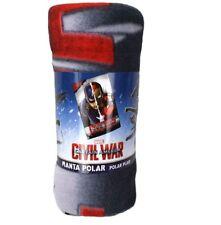 Marvel Captain America Civil War Fleecedecke Decke 150 x 100 cm