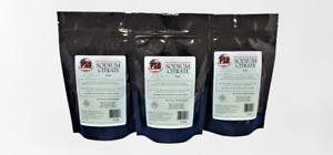 2-8oz-Sodium/Trisodium Citrate Dihydrate-Food Grade-Granular-Alkalinizing Agent