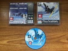 MTV Sports Snowboarding (PS1) pal