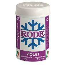 Rode P40 Ski Wax Violet 0°C, 45g - Wax