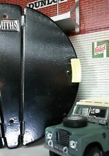 Land Rover Series 1 2 2a 2b SWB 88 Round Smiths Heater Door Handles Knobs