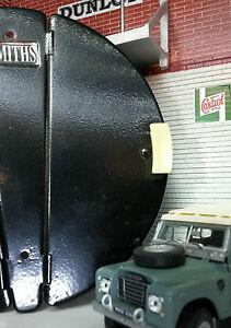 Morgan Round Smiths Heater Door Handle Knobs