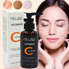 MELAO Herbal Vitamin C Cleanser Face Wash Cleansing Foam Facial Anti-Aging 100ml