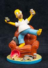 Simpsons Misadventures Homer Woo Hoo Hamilton Collection Sculpture