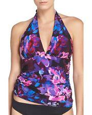 7fef529936 Magicsuit by Miraclesuit Divine April Halter Tankini Top 12 Womens