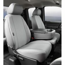 FIA SP88-31GRAY Seat Protector Series Front 40/20/40 Split Seat Cover Gray