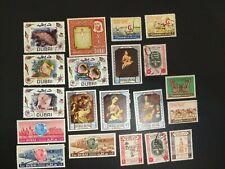 Postage Stamps of Dubai