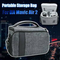 Portable Waterproof Carry Case Storage Shoulder Bag For DJI Mavic Air 2 Drone