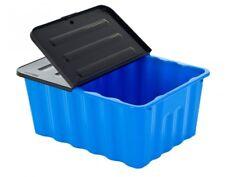 Profi Sichtbox PP Größe 1 rot NEU 115x100x75 mm Sichtlagerbox Stapelbox Pro
