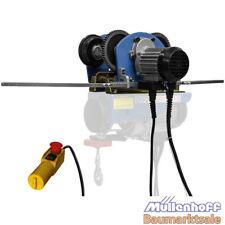 Güde elektrische Laufkatze GLK 1000 für Seilzug, Kran, Kettenzug, 999 kg