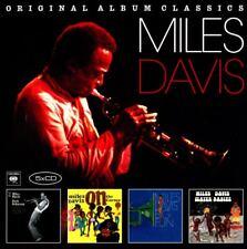MILES DAVIS - ORIGINAL ALBUM CLASSICS  5 CD NEUF