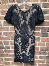FOR LOVE AND LEMONS: Open Back Lace Dress Size XS NWOT